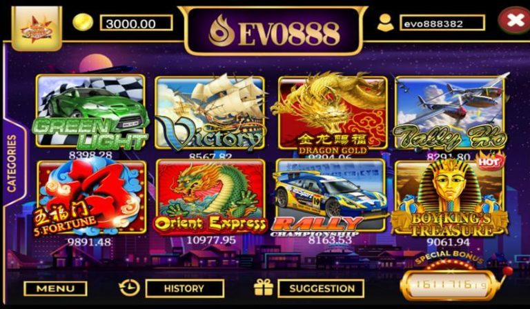 evo888 casino