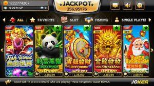 joker123 kasino