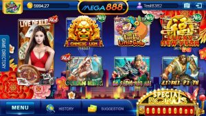 mega888 kasino
